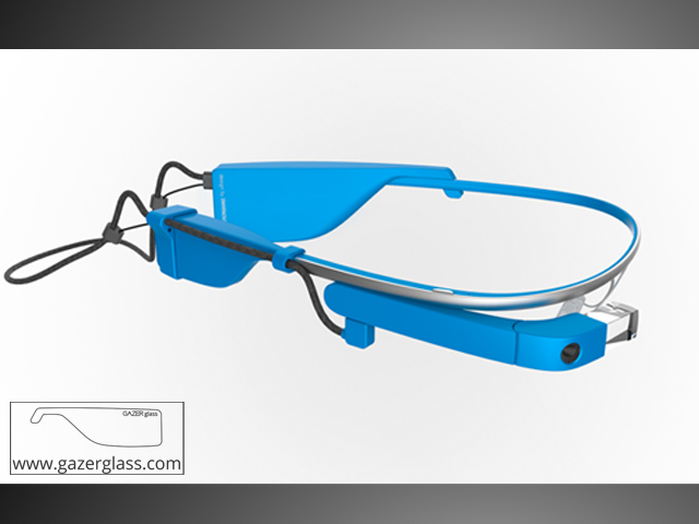 Google Glass battery life time