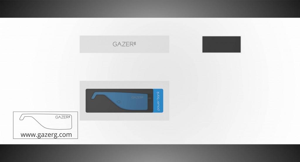 package for Google Glasses battery