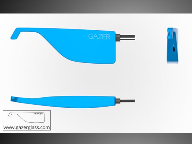 Battery for Google Glass